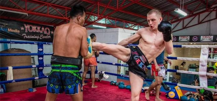 muay thai great exercise