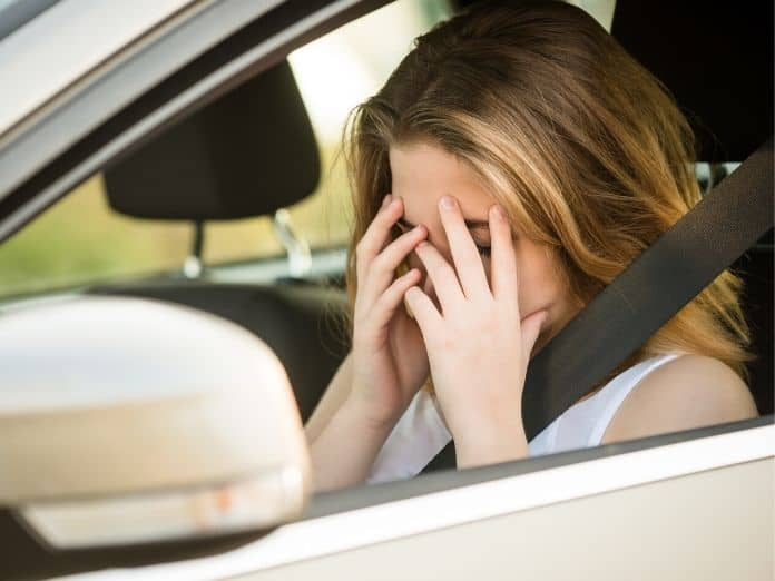 Helping Your Teenager Cope After a Car Accident