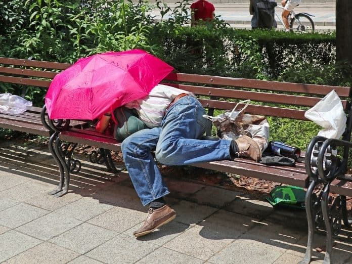 Summer Hazards for People Experiencing Homelessness
